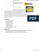 Classic Arabian Kabsa Spice Mix From The Spice Route Recipe - Food.pdf