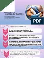 Paradigma Humanista Modelo de Rogers