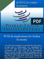 impact of wto on indian economy wikipedia