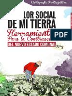 Nª 3 El Valor Social de Mi Tierra (Herramientas Para La Construcción Del Nuevo Estado Comunal)