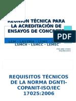 Reunión Técnica 30-06-2016