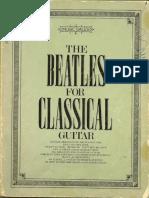 The Beatles For Classical Guitar arranged by Joe Washington (1974).pdf