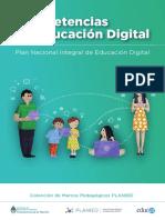 Competencias de Educación Digital - PLANIED Argentina