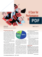 A Case for Performance Based O&M Contracts - P2
