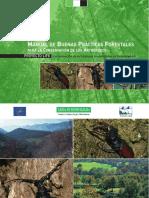 Manuel Buenas Prácticas Conservacion Artropodos Extremadura