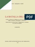 La Batalla Del Ebrocolor