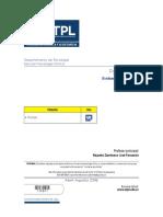 Evaluación a Distancia - Psicoterapia 1