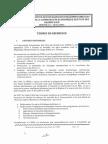 Termes de référence de la rencontre tripartite à Rubavu