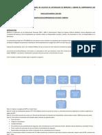 SOLICITUD DE  IMPRESIÓN DE COMPROBANTES- NUEVOS PROCEDIMIENTOS