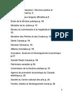 Les langues officielles dans le volume II des Comptes publics 2016