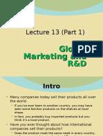 Lecture 13 Part1