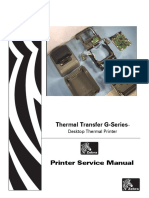 Zebra G-Series Thermal Printer GK420d GK420t GX420d GX420t GX430t Service Manual.pdf