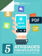 eBook 5 Atividades Com Apps Inglês