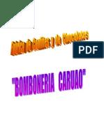 BOMBONES CARUAO