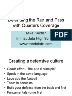 Defending Run and Pass with Quarters.ppt