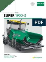 Pb Super 1900-3 Es Vogele