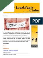 Curso Betfair Clube