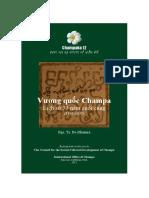 Vương Quốc Champa Lịch Sử 33 Năm Cuối Cùng - Po Dhramar