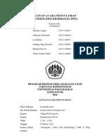 Satuan Acara Penyuluhan Deteksi Dini Gg Jiwa