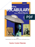 Building Vocabulary from Word Roots-Level 4.pdf