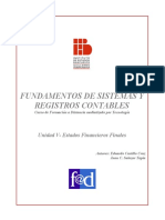 Fad Fundamentos de Sistemas y Registros Contables- Estados Financieros Finales