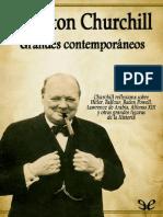 Grandes Contemporáneos de Winston Churchill