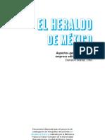 El Heraldo Aspectos Generales 1965