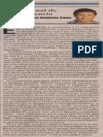 El tribunal de la conciencia, Juan Carlos Valdivia Cano