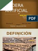 Madera Artificial