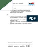 DEJ-06 Revision Por La Direccion Rev 05