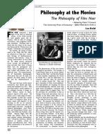 Film Noir Artigo Jornal