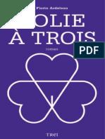 Florin Ardelean - Folie a Trois