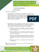 Evidencia 1- Agroecologia y Desarrollo Rural