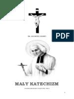 Św. Jan Maria Vianney - Mały Katechizm