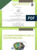 EQUIPO 6 La Vision Sistemica de Sustentabilidad Presentacion