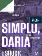 Daria Hornoiu - Simplu Daria