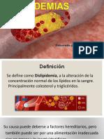 Nom 037 Dislipidemia