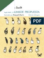 Una Humilde Propuesta - Jonathan Swift
