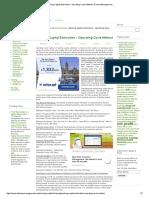 Working Capital Estimation – Operating Cycle Method _ EFinanceManagement
