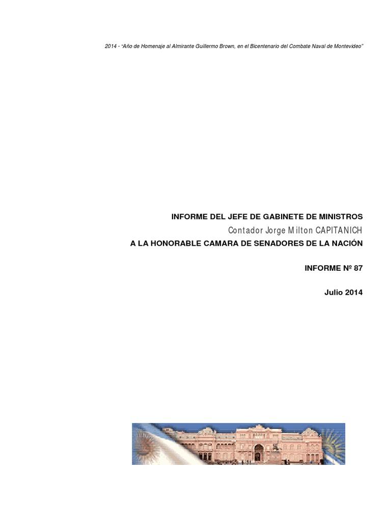 informe 86