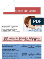 Asma Terapeutica