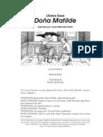 Doña Mati[1]..