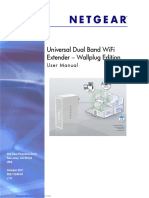 Wn3500rp NETGEAR Wireless Extender Manual