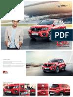 Renault KWID 1.0 Brochure