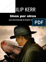 Unos Por Otros de Philip Kerr