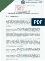 DS-0288 Registro Obligatorio Del Roe