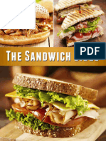 The Sandwich Bible the 90 Best Sandwich Recipes in the Universe