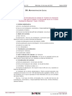 Anuncio Contrato Servicio de Orientación y Formacion Empleo Ayto Murcia Alquerias BORM 2012