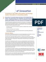 CIO Spirit of Innovation MarketPulse