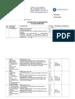 Planificare anuala English Scrapbook